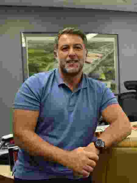 Jean Claude Blaffeder, CEO da Brasal Refrigerantes - Brasal/Divulgação - Brasal/Divulgação