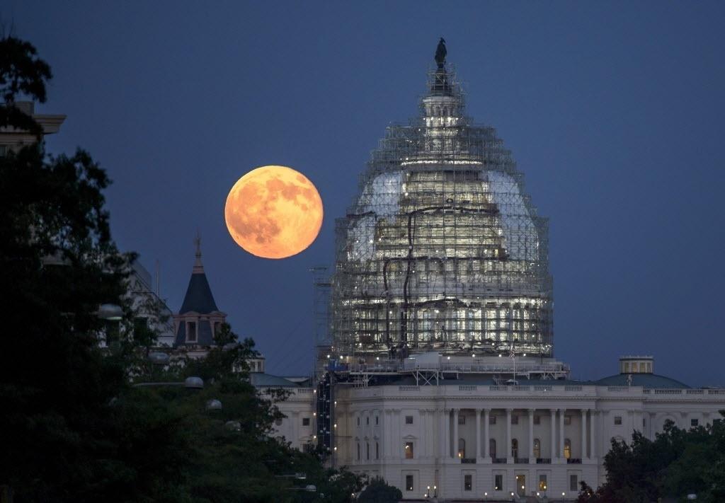 61b3ab2a3 Clique Ciência: Qual a influência da Lua sobre a vida na Terra? -  10/05/2016 - UOL Notícias