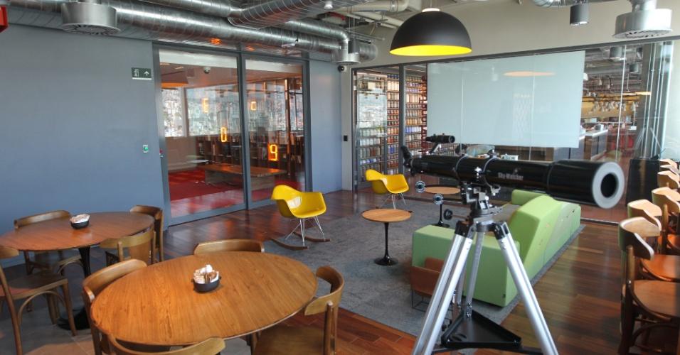 4.abr.2016 - O Google inaugura centro de engenharia em Belo Horizonte (MG)