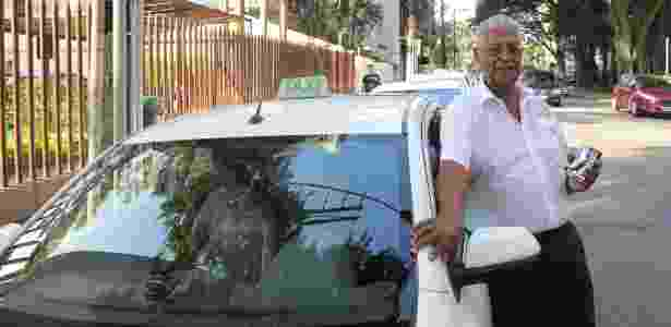 Taxista em São Paulo - UOL - UOL
