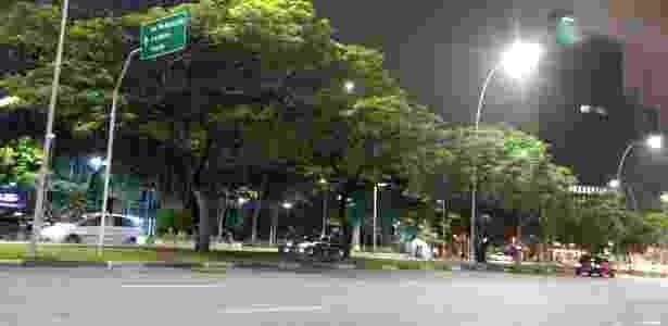 Foto tirada com câmera traseira do Moto Z Play - Márcio Padrão/UOL