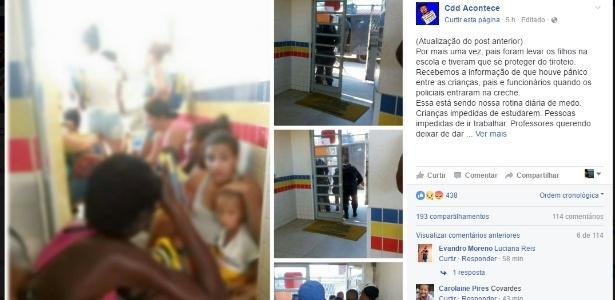 Pelas redes sociais, moradores reclamam de insegurança