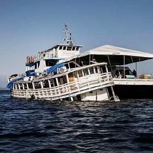 Com fiscalização frágil, embarcação de tragédia em rio do PA navegava ilegal - Adriano Vizoni/Folhapress
