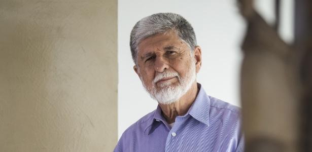 Celso Amorim foi chanceler nos governos Lula e Itamar