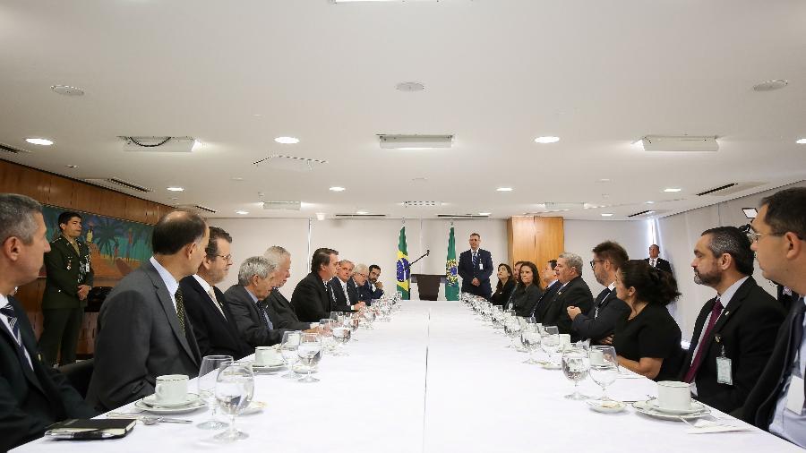 Divulgação/Presidência