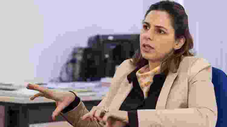 Vanessa Canado, assessora especial do ministro Paulo Guedes, e uma das responsáveis pela articulação reforma tributária - Klayton Amorim/UOL