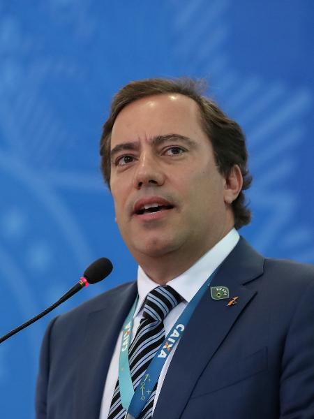 Pedro Guimarães acredita que abertura de capital de banco digital levaria eficiência para projeto - Marcos Corrêa/PR