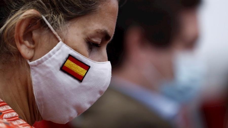 Estado de emergência na Espanha foi imposto em outubro para conter uma 2ª onda desenfreada de infecções - EFE/Mariscal