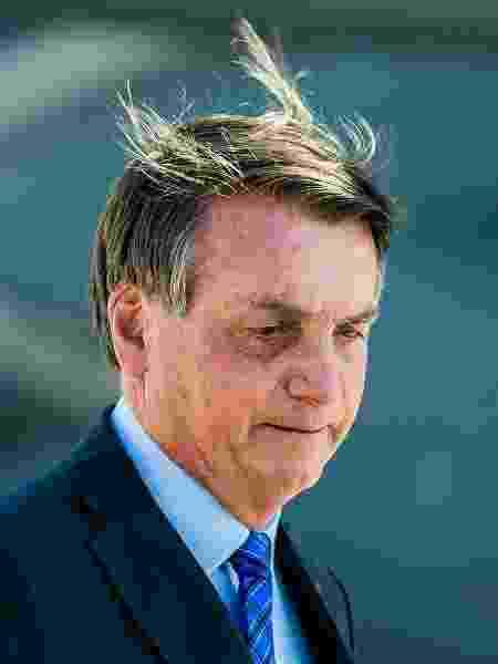 Presidente Jair Bolsonaro  - VAN CAMPOS/O FOTOGRÁFICO/ESTADÃO CONTEÚDO