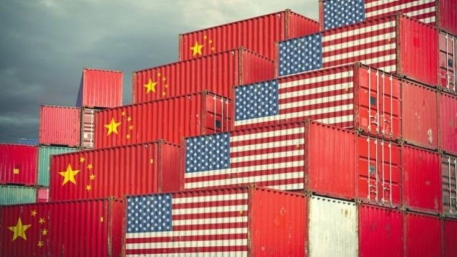 """EUA e China passaram pelo menos dois anos em """"guerra tarifária"""" - Getty Images"""