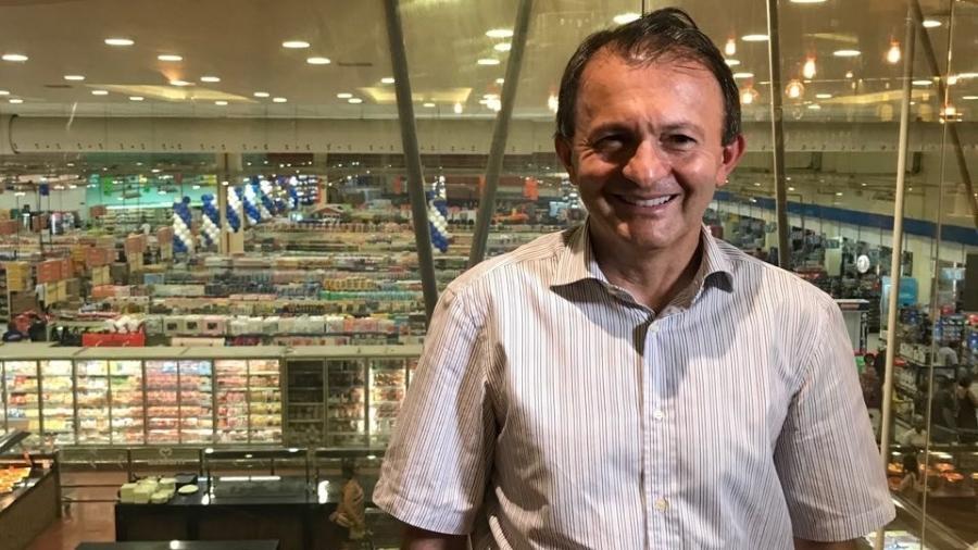 Ilson Mateus, dono do Grupo Mateus - Divulgação