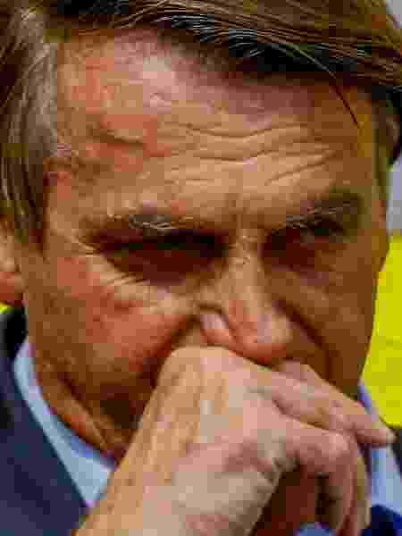 Presidente Jair Bolsonaro (sem partido) - Aloísio Maurício/Fotoarena/Estadão Conteúdo