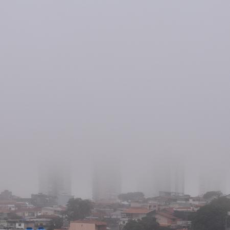 Frio pode ser recorde em São Paulo no fim da semana - ROBERTO CASIMIRO/ESTADÃO CONTEÚDO