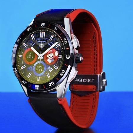 Smartwatch do Super Mario - Divulgação