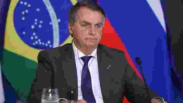 Bolsonaro apresentou projeto de lei que cria agência antiterrorismo quando era deputado - Presidência da República - Presidência da República