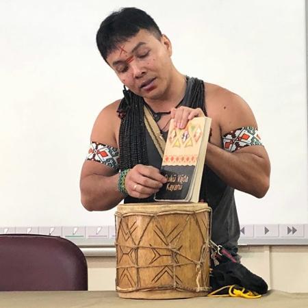 Jósimo é antropólogo, sociólogo e tem mestrado em direitos humanos pela UnB - EducationUSA/Divulgação - EducationUSA/Divulgação