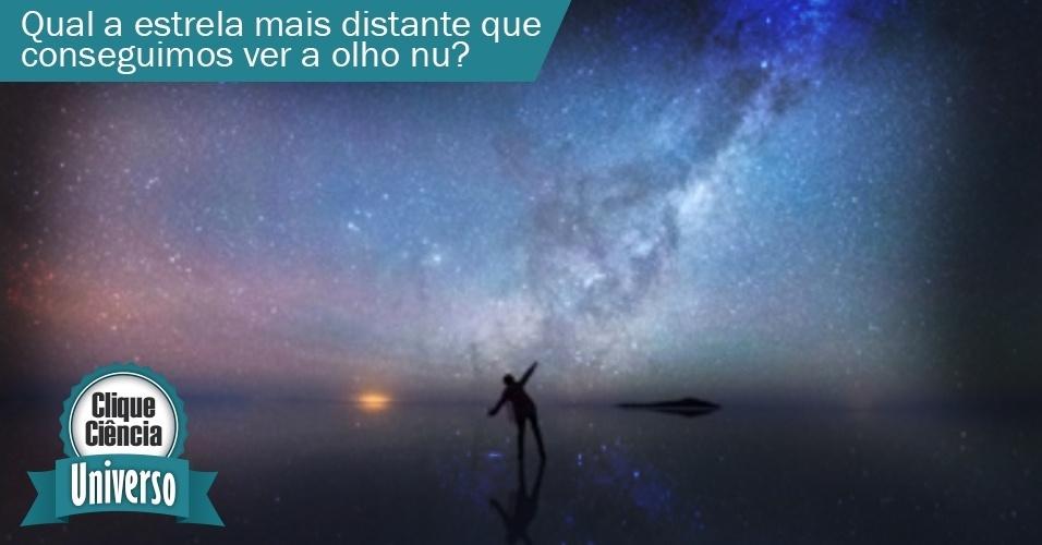 Determinar qual é a estrela mais distante que conseguimos ver no céu sem a ajuda de equipamentos pode parecer uma tarefa simples. No entanto, existem tantas variáveis, como condição do céu noturno, cálculos de distância imprecisos ou se estamos falando de estrelas únicas, que acabamos encontrando muitas respostas para essa mesma pergunta: Qual a estrela mais distante que conseguimos ver a olho nu?