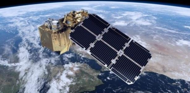 Satélites que orbitam em altas altitudes têm vida útil de cerca de 20 anos