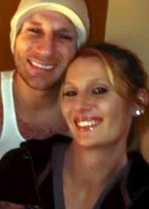 Blake Fitzgerald e Brittany Harper