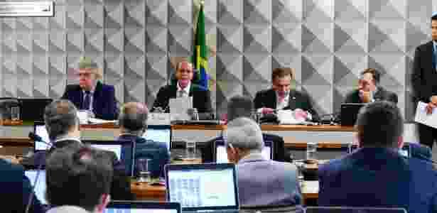 CPMI da JBS se reúne para apreciar do plano de trabalho, nesta quarta (20) - Roque de Sá/Agência Senado
