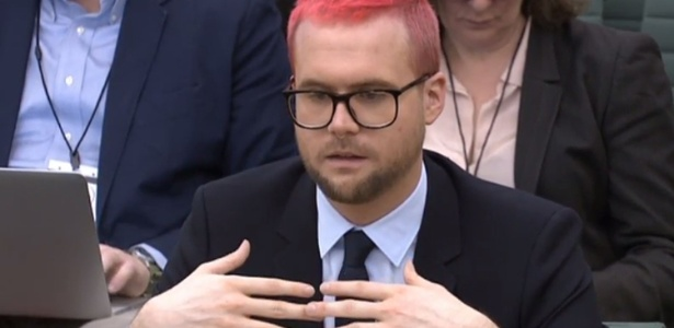 Wylie fala ao Parlamento britânico - AFP PHOTO / PRU