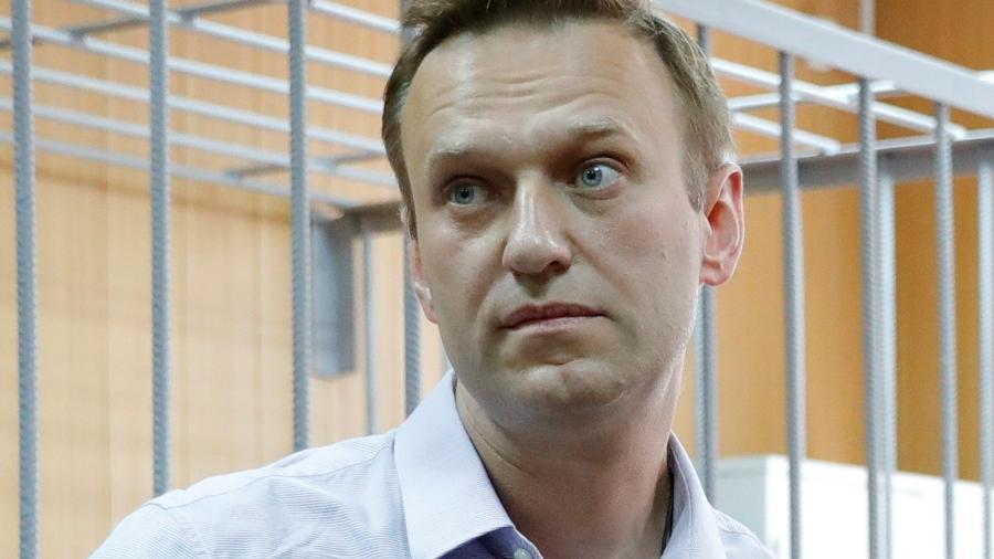 Arquivo - Partidários de Navalny programaram para hoje manifestações de apoio ao ativista em dezenas de cidades do país, apesar da proibição das autoridades - Tatyana Makeyeva/Reuters