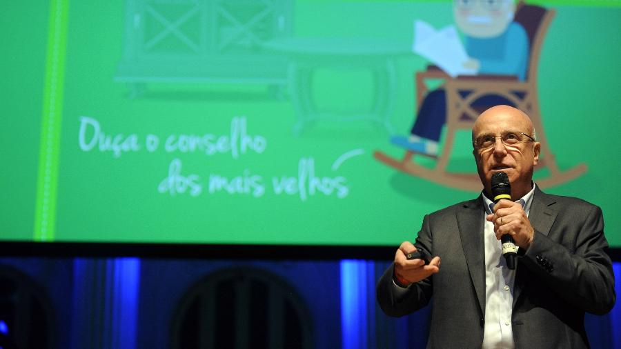 Salim Mattar atuava como secretário de privatizações no governo Jair Bolsonaro - Luiz Prado/Agência Luz