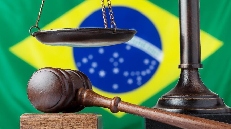 A proposta de quarentena eleitoral para juízes e membros do Ministério Público foi derrubada por apenas três votos na semana passada - Getty Images