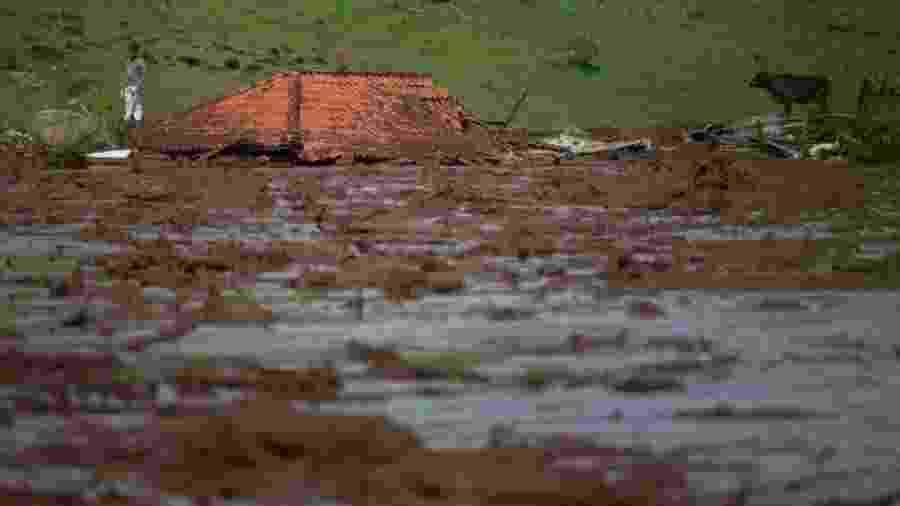 Rompimento de uma barragem da Vale em Brumadinho (MG) foi uma das tragédias ambientais recentes; desastre deixou pelo menos 270 mortos - AFP