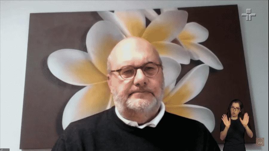 Roda Viva entrevista Branko Milanovic, economista sérvio-norte-americano - reprodução/TV Cultura