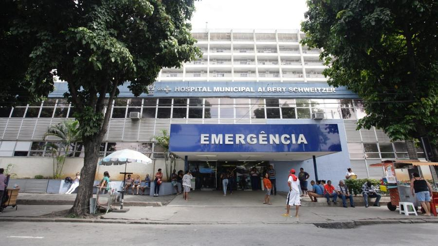 Hospitais do Rio de Janeiro estão com alta de internações - Mariana Ramos / Prefeitura do Rio