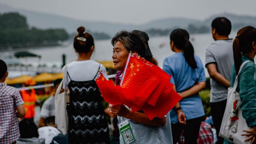 Novo censo mostra que a China está envelhecendo e se aproximando do perfil de nações desenvolvidas - Hassaan Malik/ Unsplash