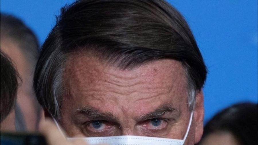 Suspeitas sobre contrato para compra da Covaxin são nova fonte de desgastes para governo Bolsonaro - EPA
