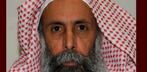 O clérigo xiita dissidente Nimr Baqir al Nimr, morto na Arábia Saudita