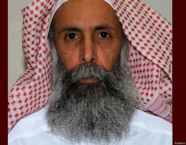 2.jan.2015 - O clérigo xiita Nimr al-Nimr era forte crítico da família real saudita e havia sido preso diversas vezes nos últimos dez anos