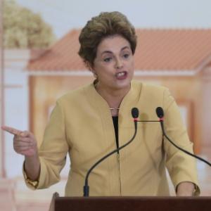 """Em tom de desabafo, Dilma afirmou que Minas teve """"muita ajuda do governo federal"""""""
