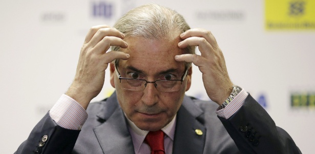 Eduardo Cunha (PMDB-RJ), ex-presidente da Câmara dos Deputados, teve seu mandato cassado por quebra de decoro parlamentar