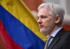 Não vamos censurar nossas publicações por causa das eleições nos EUA, diz Assange - Dominic Lipinski/PA Wire/ Xinhua