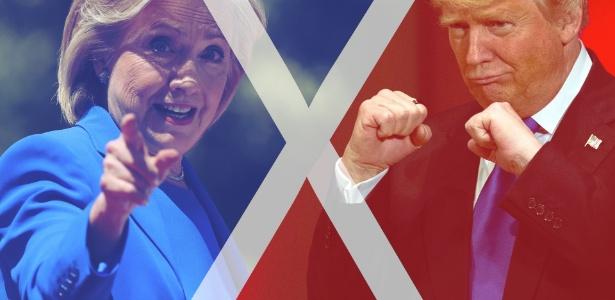 Hillary contra Trump? Muitos não queriam nenhum dos dois