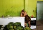 Imigrantes venezuelanos lotam abrigos em Boa Vista - Nacho Doce/Reuters