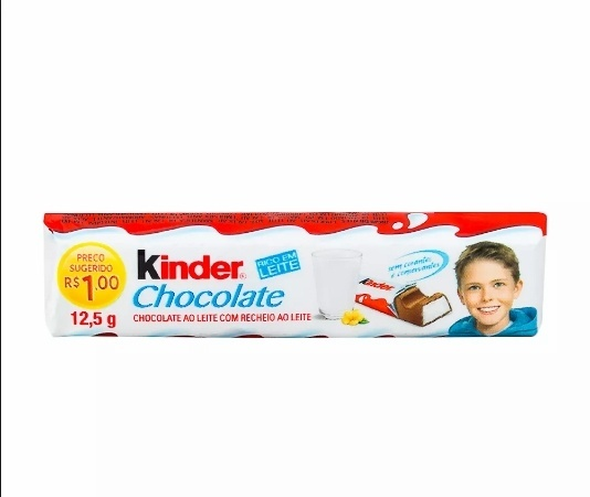 Kinder Chocolate de 12,5 g