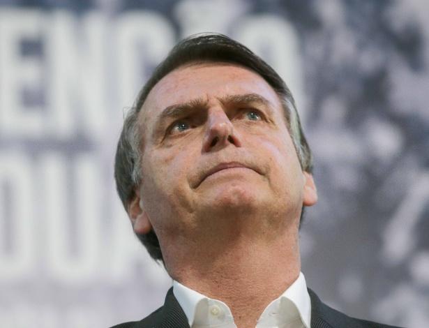 O candidato Jair Bolsonaro (PSL) está internado no hospital Albert Einstein, em SP