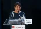 Eliana Pedrosa lidera no DF com 20%, segundo Datafolha - Pedro Ladeira/Folhapress