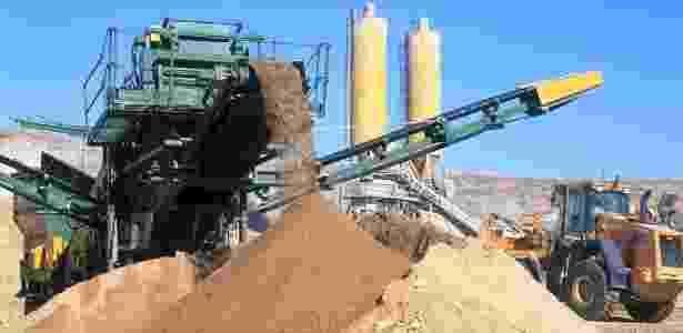 19.set.2018 - Consumo anual mundial de areia é estimado em mais de 40 bilhões de toneladas - Getty Images - Getty Images