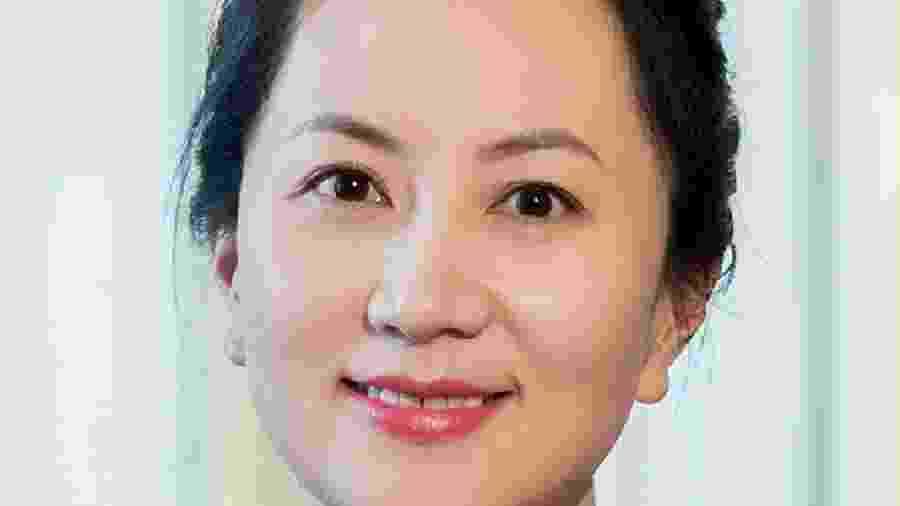 A diretora financeira da Huawei, Meng Wanzhou, em foto de divulgação da empresa - Divulgação Huawei/Reuters