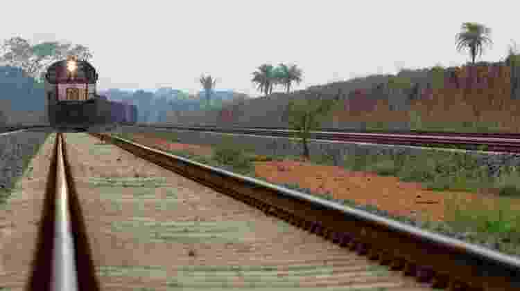 Mais investimentos em ferrovias ajudariam a indústria, afirmam analistas - Mônica Zarattini/Estadão Conteúdo