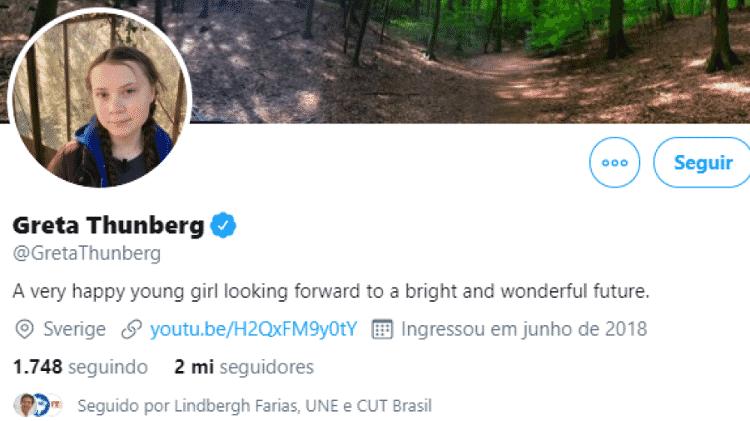 Greta Trump - Reprodução/Twitter - Reprodução/Twitter