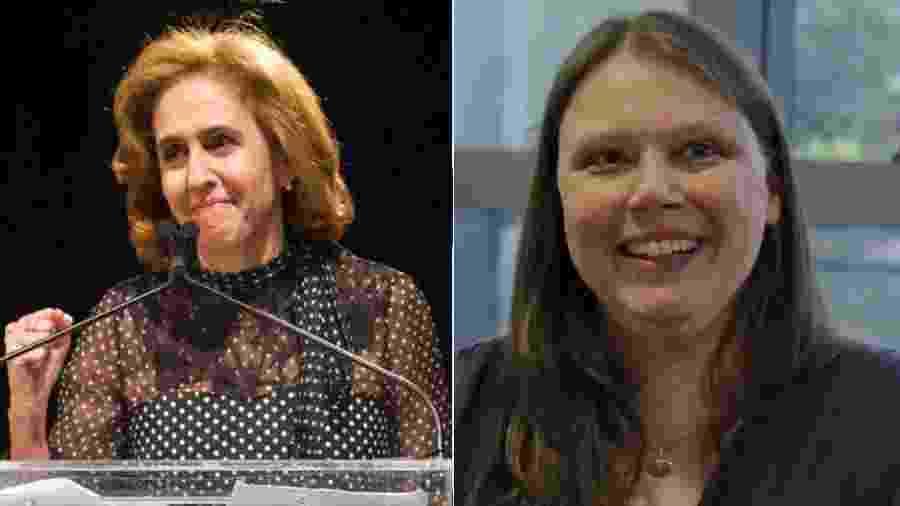 As pesquisadoras Lygia da Veiga Pereira e Tábita Hünemeier, ambas da Universidade de São Paulo (USP) - Arquivo pessoal Lygia da Veiga Pereira/YouTube Ciência USP
