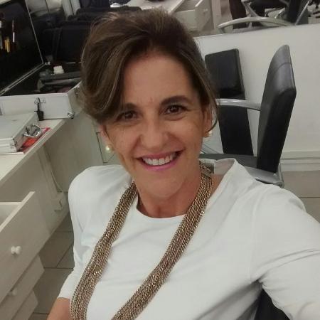 Rosana Stievano, do salão de beleza Mássima - Arquivo pessoal
