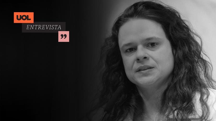Janaina Paschoal no UOL Entrevista - Arte/UOL